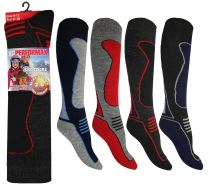 3 Pairs Long Length Ski Socks