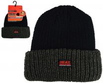 Adults Heat Machine Thermal Lined Hat 4.3 Tog Rating