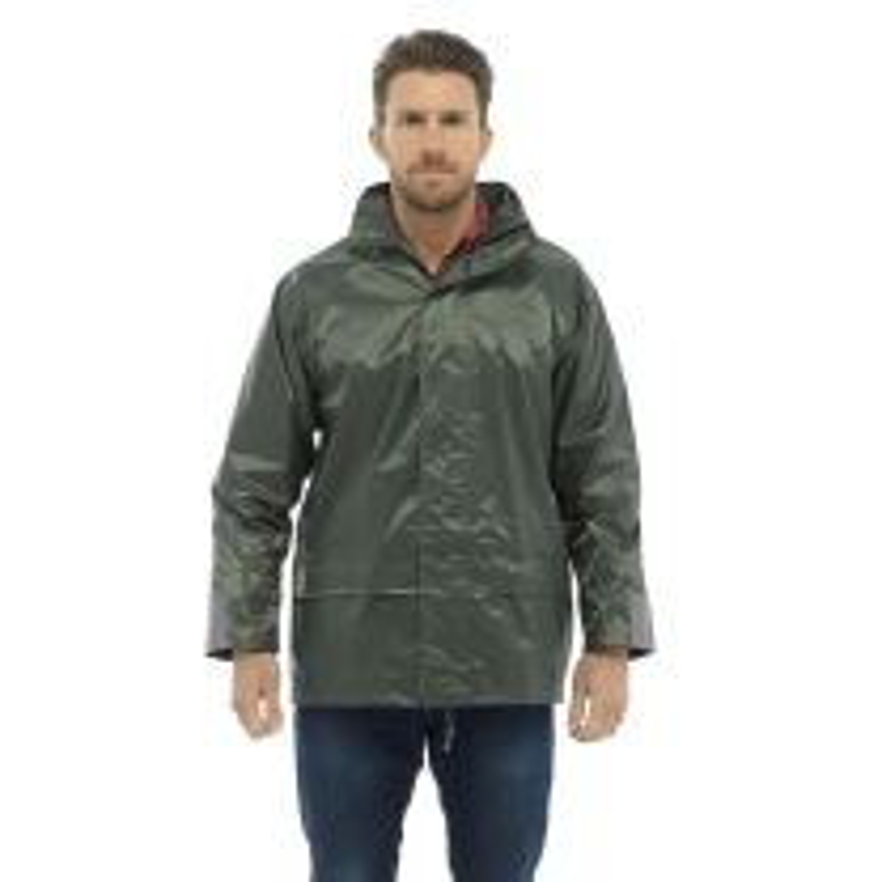 Mens Storm Ridge Waterproof Jacket JK509A Olive