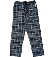 Mens Lightweight Woven Cotton Lounge Pants By Essential Sleepwear 10062