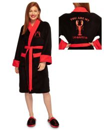 Friends Black You Are My Lobster Robe