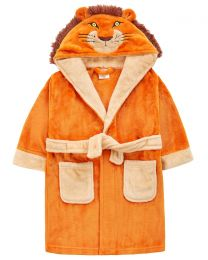 Kids Lion Dressing Gown