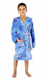 Boys Masq Gaming Dressing Gown KN215 Blue