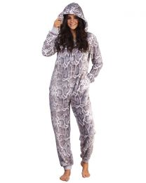 Loungeable Snake Print Onesie