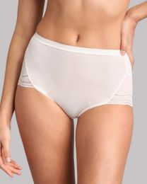 Playtex Secret Comfort Maxi Brief - Antique White