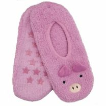 Foxbury Boucle Knitted Slippers SK404