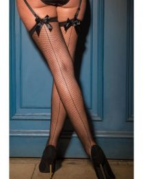 Pour Moi All Wrapped Up Fishnet Stockings