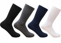 Childrens Cotton Rich Ankle School Socks  6 or 12 Pairs
