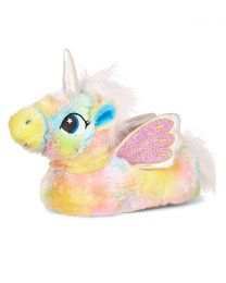 Loungeable Pastel Unicorn Slippers