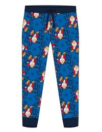 Mens Cotton Novely Character Disney Grumpy or Muppets Lounge Pants