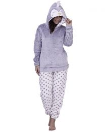 Loungeable Duckling Fleece Pyjamas