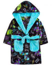 Kids Gaming Dressing Gown