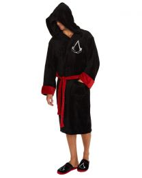 Assassins Creed Fleece Bathrobe