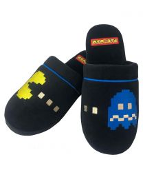 Pac-Man vs Ghost Slippers