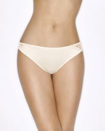 Wonderbra Refined Glamour Lace Brief - Ivory