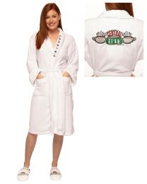 Friends White Central Perk Robe