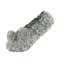 Foxbury Sherpa Lined Slippers SK493 Pink Fleck OR Grey Fleck