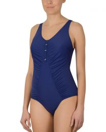 Naturana Wireless Control Swimsuit - Navy