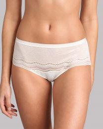 Playtex Secret Comfort Midi Brief - Antique White