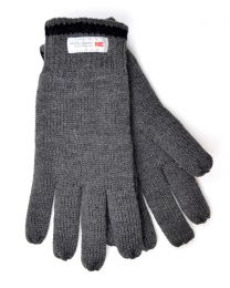 HeatGuard Thinsulate Lined Gloves - Grey