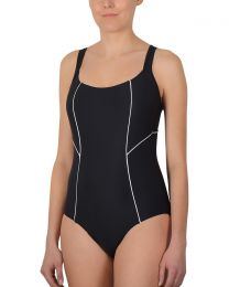 Naturana Sport Swimsuit - Black