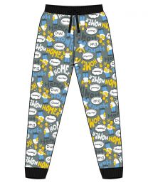 The Simpsons Mens Homer Lounge Pants