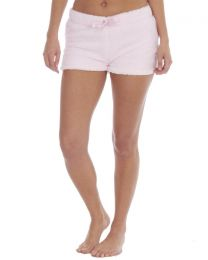 Forever Dreaming Borg Shorts - Pink