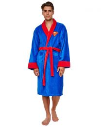 Adults Superman Fleece Robe