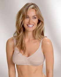 Naturana 100% Cotton Everyday Bra - Skin