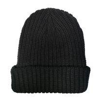 Mens Undercover Turn Up Thermal Beanie Hat