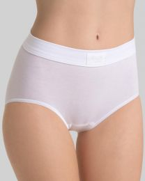 Sloggi Double Comfort Maxi Brief - White