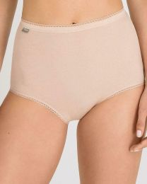 Playtex 6 Pack Cotton Maxi Brief - Skin