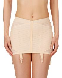 Naturana Firm Control Suspender Girdle - Beige