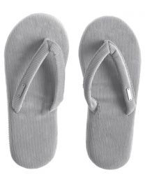 Forever Dreaming Thong Slippers - Grey