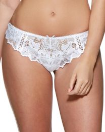 Lepel Fiore Lace Thong - White