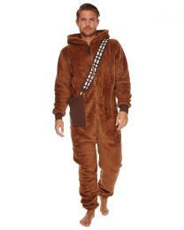 Star Wars Chewbacca Fleece Onesie