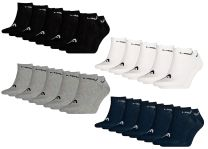 5 Pairs Head Unisex Cotton Blend Sneaker Trainer Sports Socks